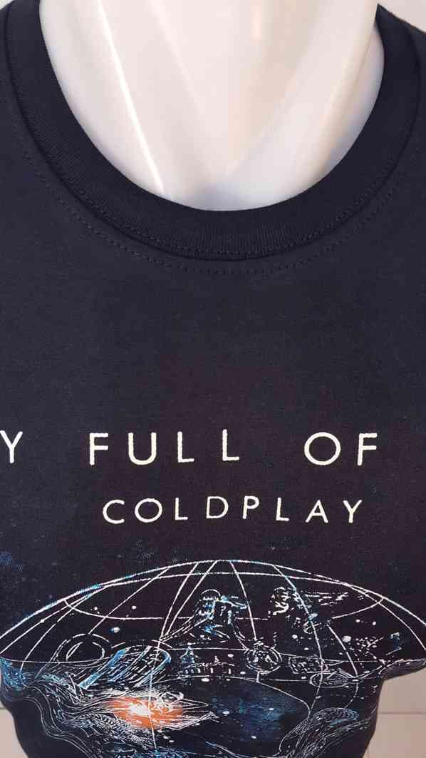 "Coldplay ""Sky Full of Stars"""